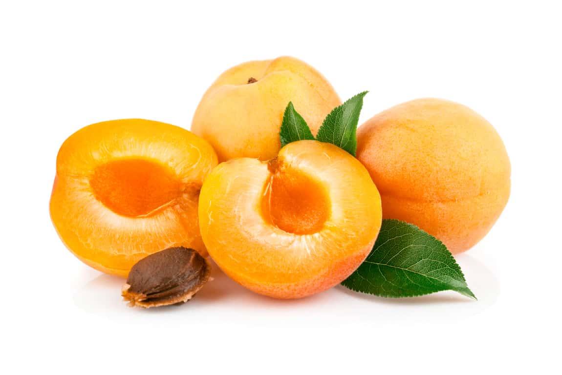 Перекус из абрикосов